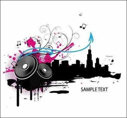 music-vector-illustration