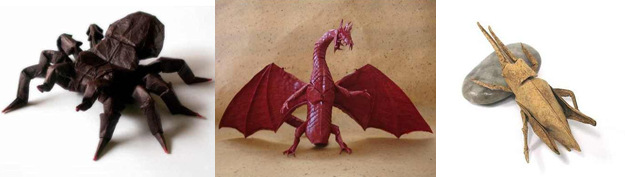 35 Amazing Examples of Origami Artworks
