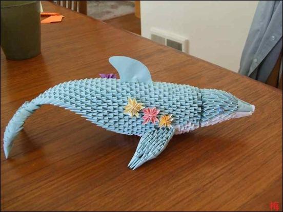 origami-dolphin