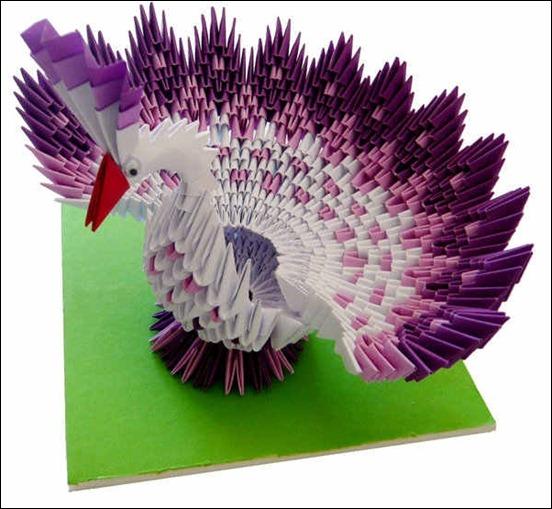 origami-swan