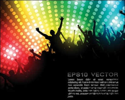 party-people-vector-illustration