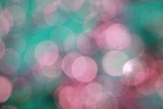 pastel-green-bokeh
