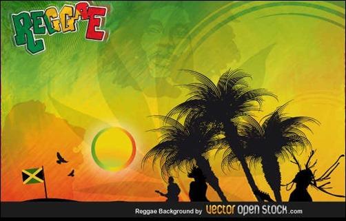 reggae-vector