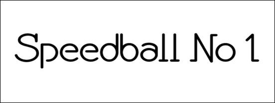 speedball-no.-1
