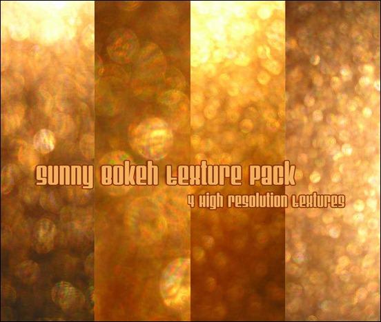 sunny-bokeh-texture-pack