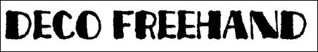 DECO-FREEHAND