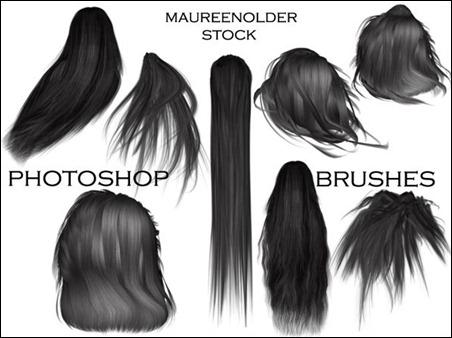 STOCK-PHOTOSHOP-BRUSHES-hair