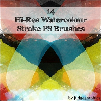 Watercolour-Strokes-Brushes