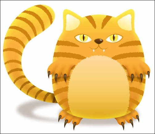 create-a-tiger-striped-cat-with-illustrator