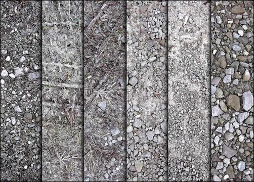 driveway-rock-textures