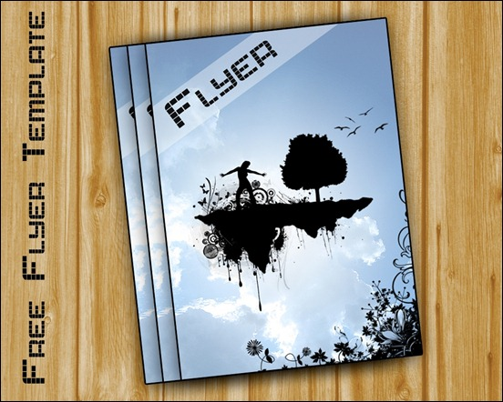 free-flyer-template-psd