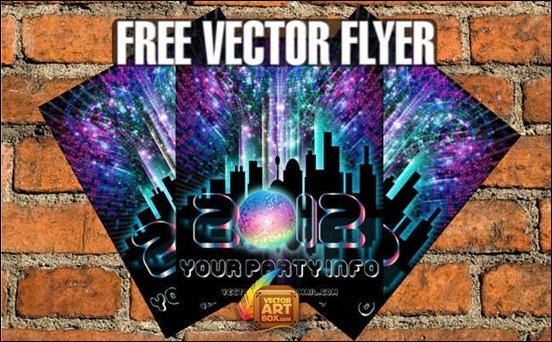 free-vector-flyer