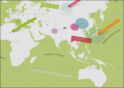 get-minimal-world-map