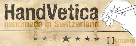 hand-vetica-hand-drawn-font