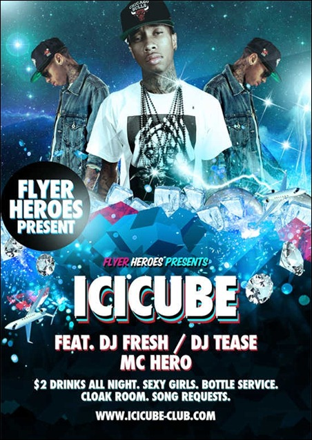 icicube-free-flyer-template