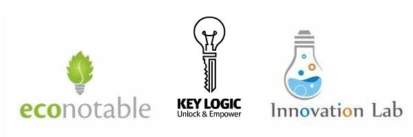 40 Creative Light Bulb Logo Designs