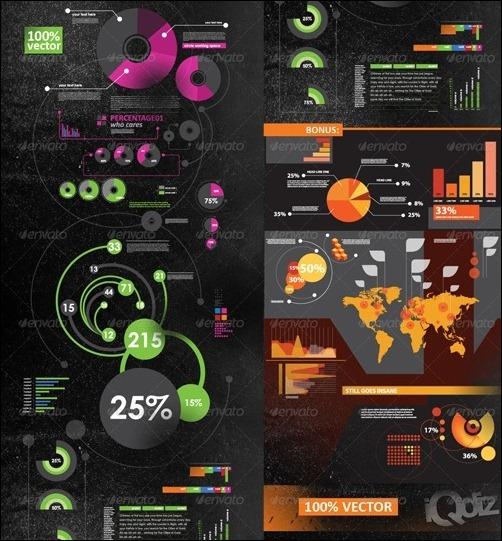 minimalistic-infographic-pack