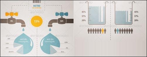 retro-infographics-account-scheme-with-a-liquid