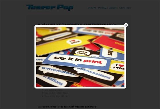 teaser-pop-for-wordpress