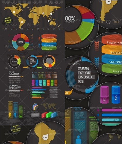 world-infographic-elements-visual-information