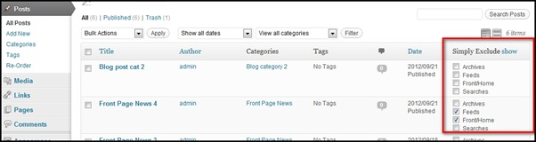 exclude-posts-from-wordpress-archives