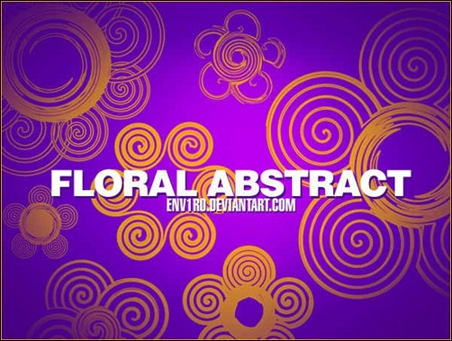 floral-abstract