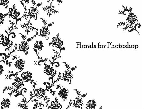 45+ High-Quality and Free Photoshop Floral Brushes | Tripwire Magazine