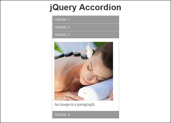 jquery-accordion