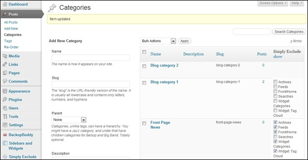 setting-up-exclude-for-categories