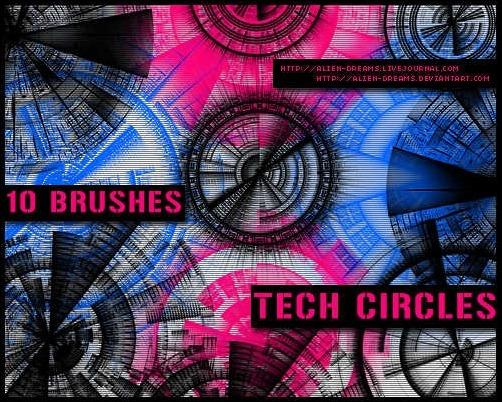 tech-circle-brushes