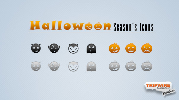 Freebie Friday – Halloween Icons