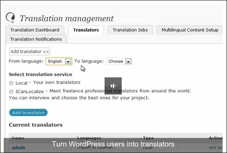 Wordpress-multilingual-plugin