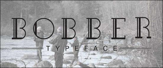 boober-typeface