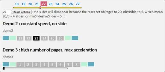 10+ Useful jQuery Pagination Plugins and Tutorials
