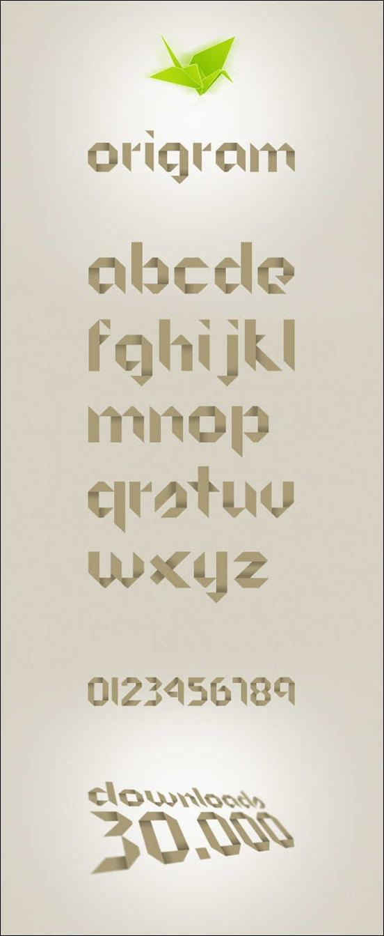 origram-font