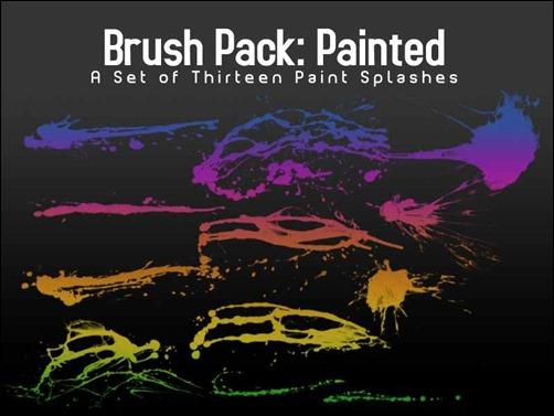 paint-splash-brushes