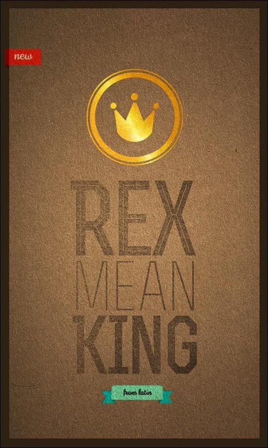 rex-free-font