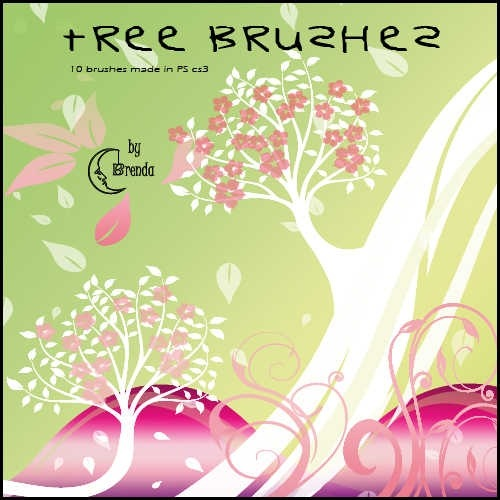45 Useful Sets Of Photoshop Tree Brushes Tripwire Magazine