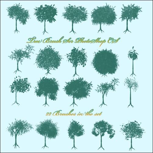 tree-brushes