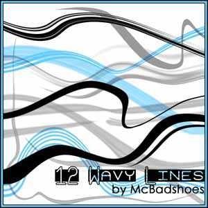 wavy-lines