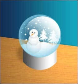 3d-snow-globe-photoshop-tutorial