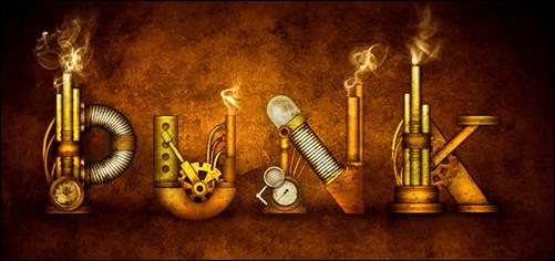Steampunk-Type-Treatment