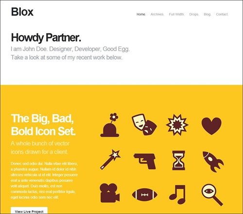 blox-responsive-wordpress-theme