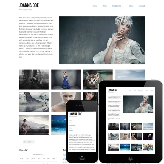 hatch free wordpress theme