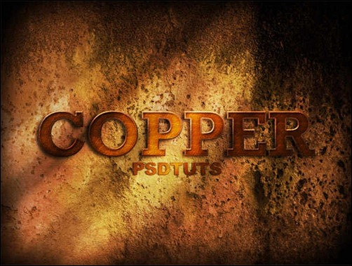 how-to-create-a-copper-photoshop-text-effect
