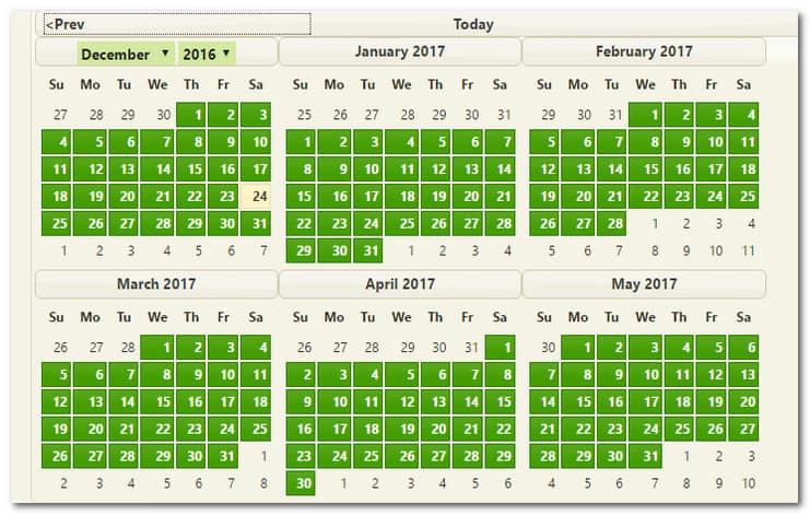 9 Best jQuery Calendar and Date Picker Plugins To Engage Your