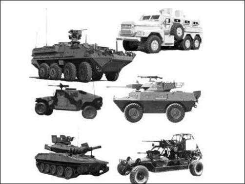 military-vehicles
