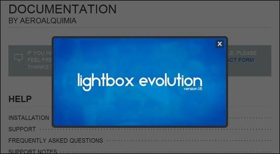 qjuery-lightbox-evolution