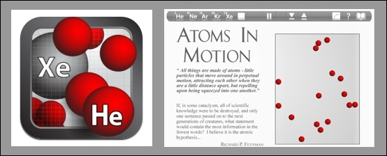 atoms-in-motion