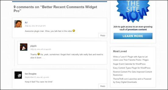 better-recent-comments